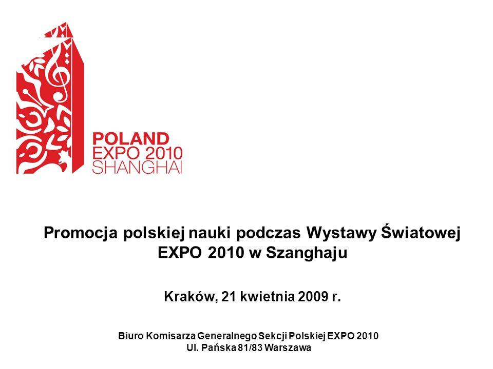 Biuro Komisarza Generalnego Sekcji Polskiej EXPO 2010