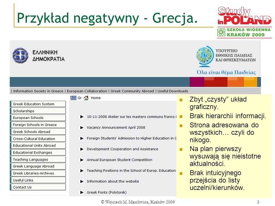 Przykład negatywny - Grecja.