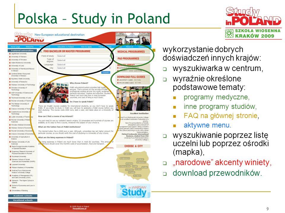 Polska – Study in Poland