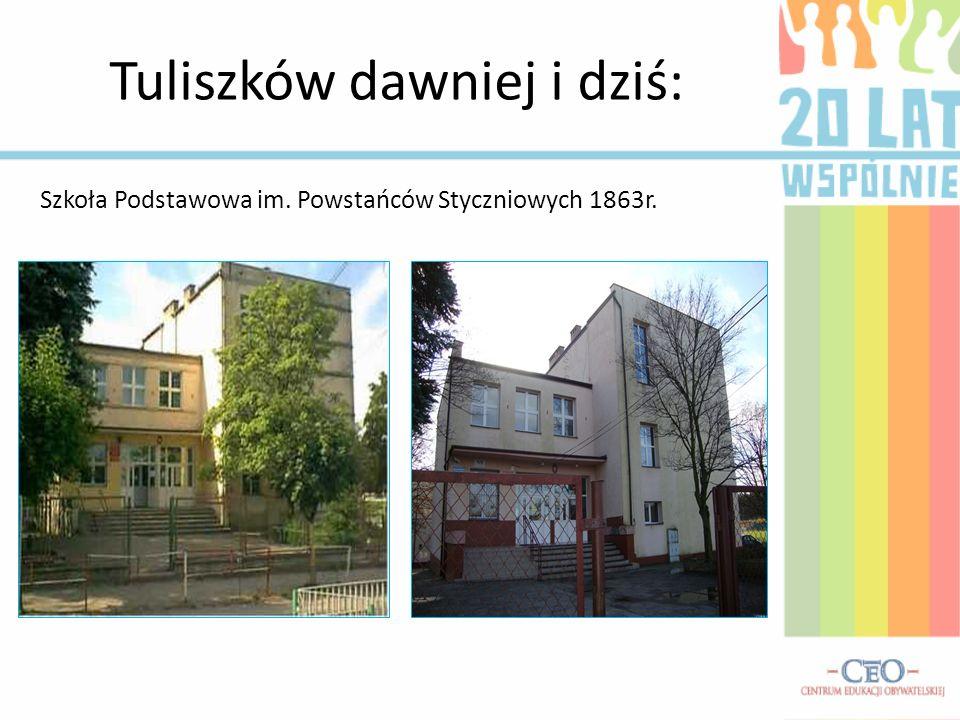 Tuliszków dawniej i dziś: