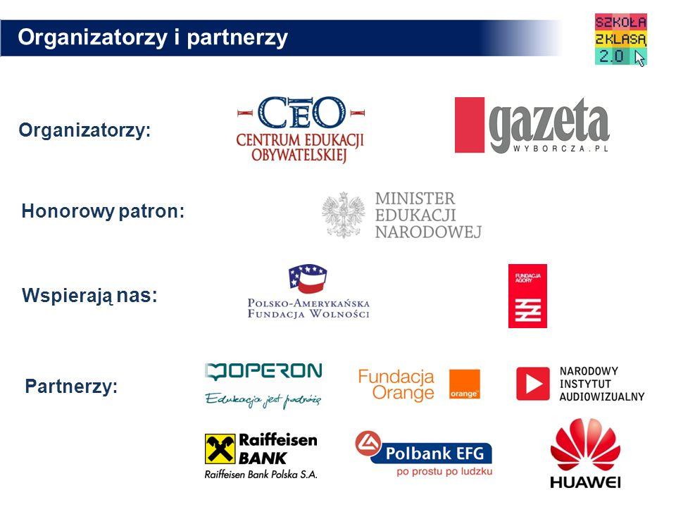 Organizatorzy i partnerzy