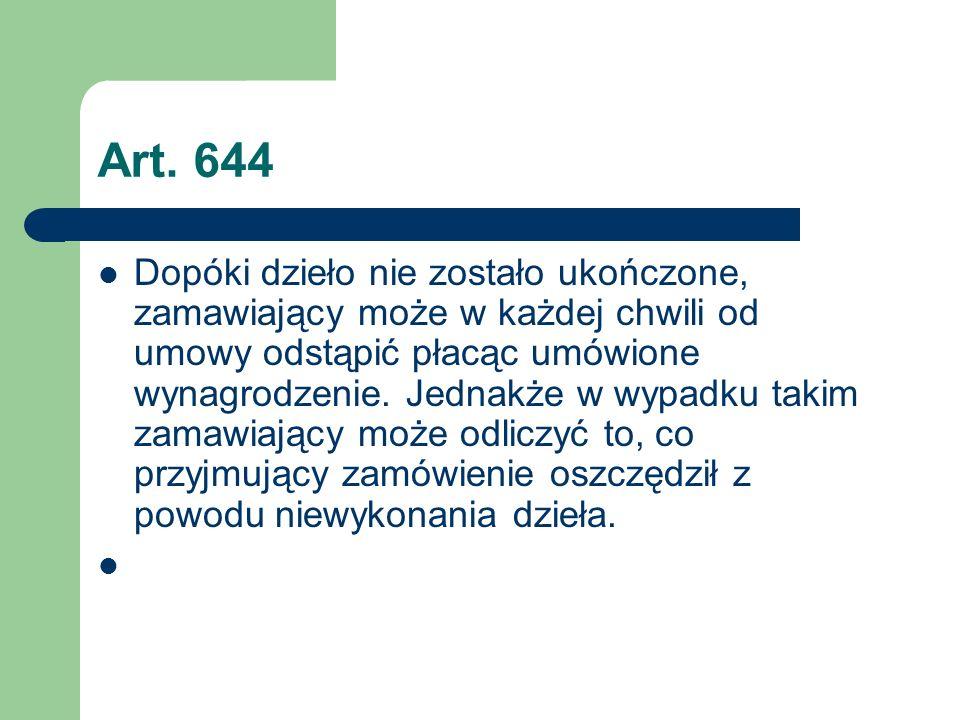 Art. 644