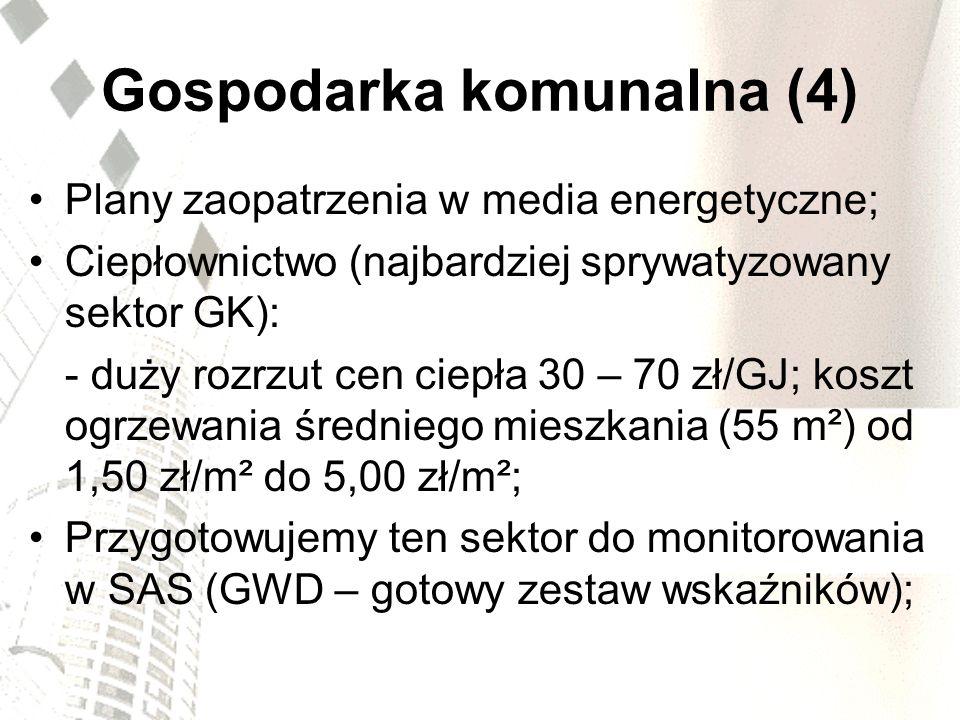 Gospodarka komunalna (4)