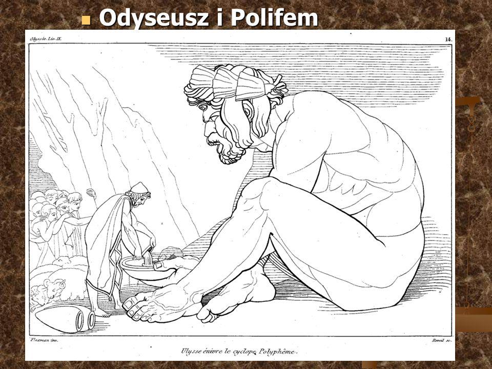 Odyseusz i Polifem