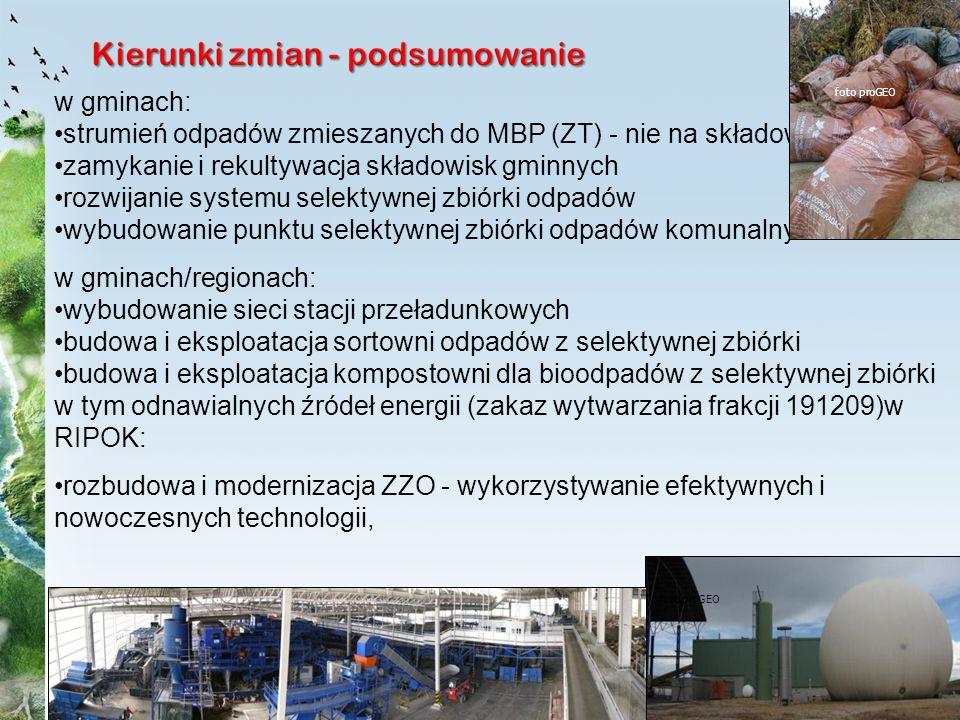 strumień odpadów zmieszanych do MBP (ZT) - nie na składowiska