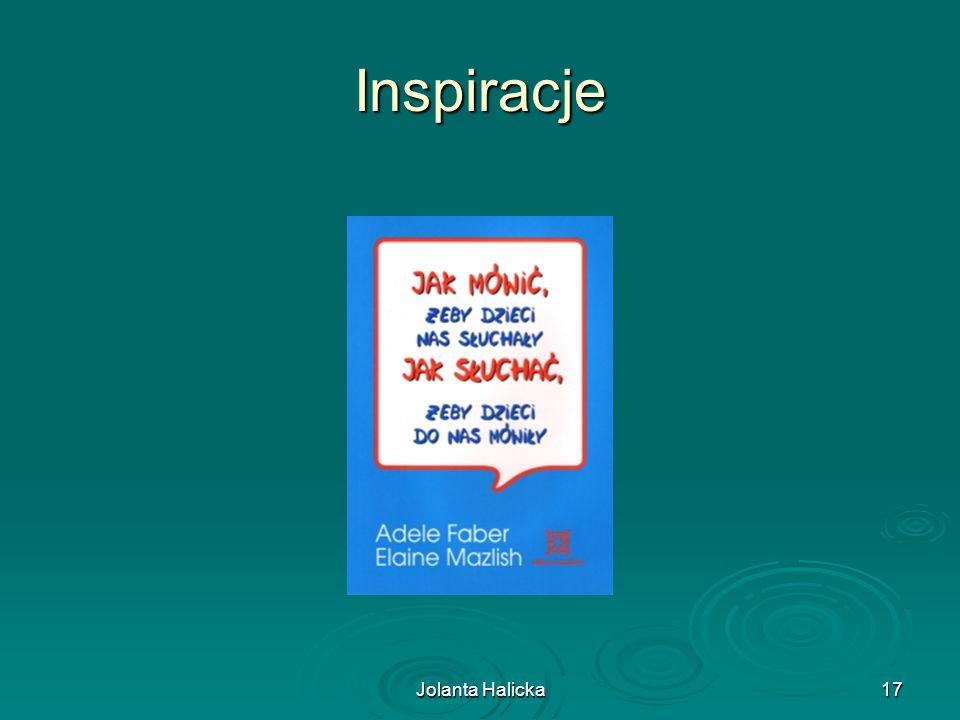 Inspiracje Jolanta Halicka