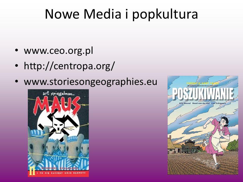 Nowe Media i popkultura