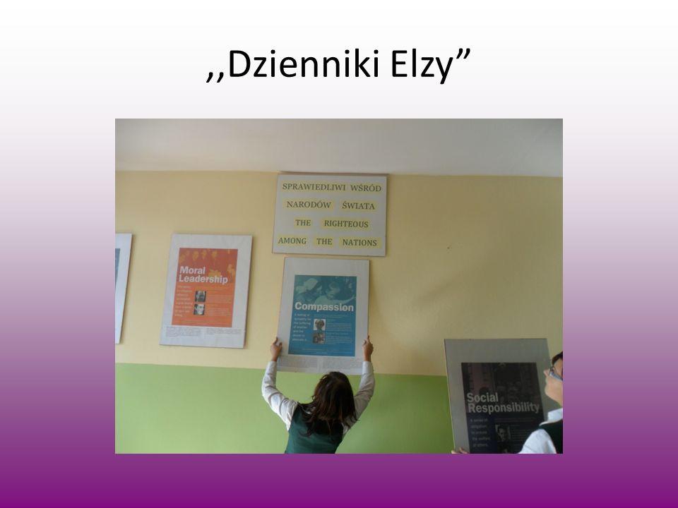 ,,Dzienniki Elzy