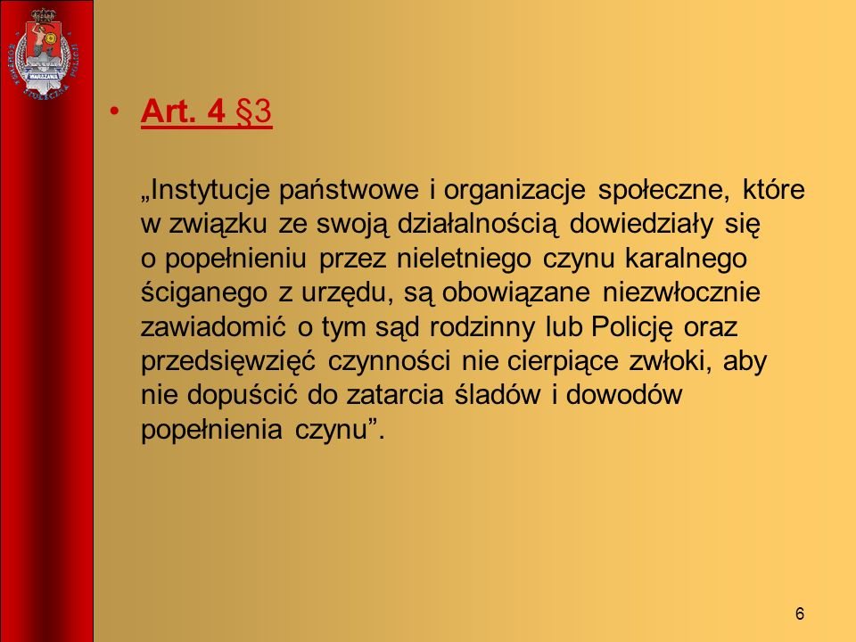 Art. 4 §3