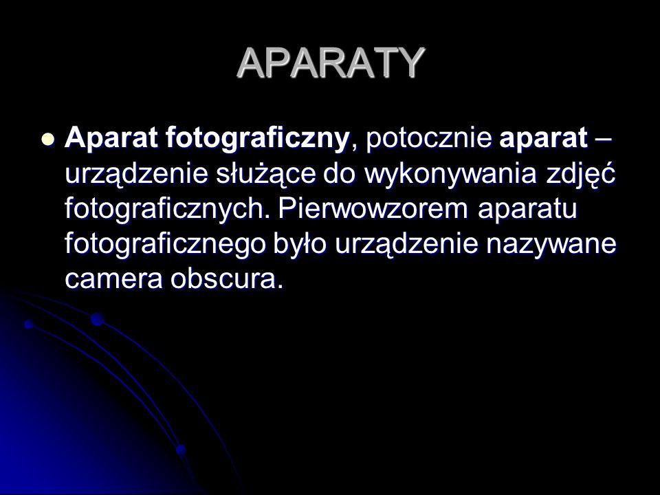 APARATY