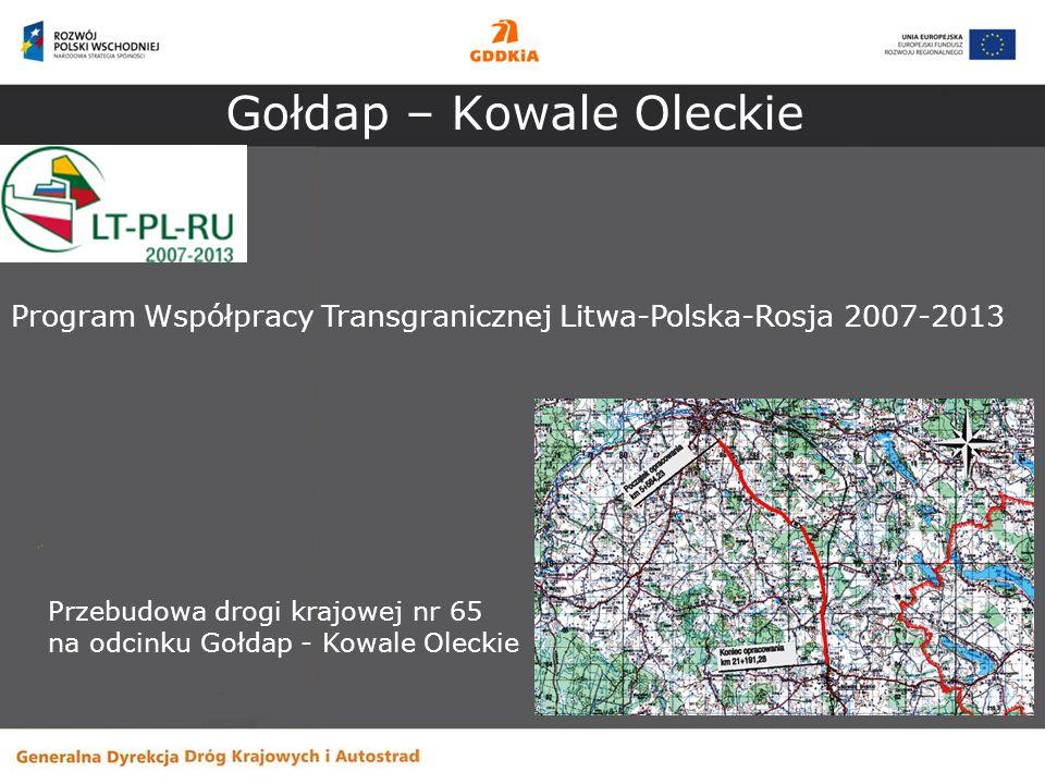Gołdap – Kowale Oleckie