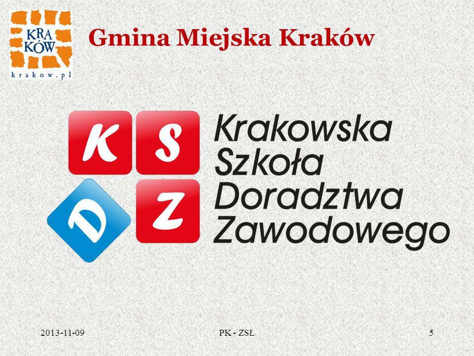 Gmina Miejska Kraków 2017-03-24 PK - ZSŁ