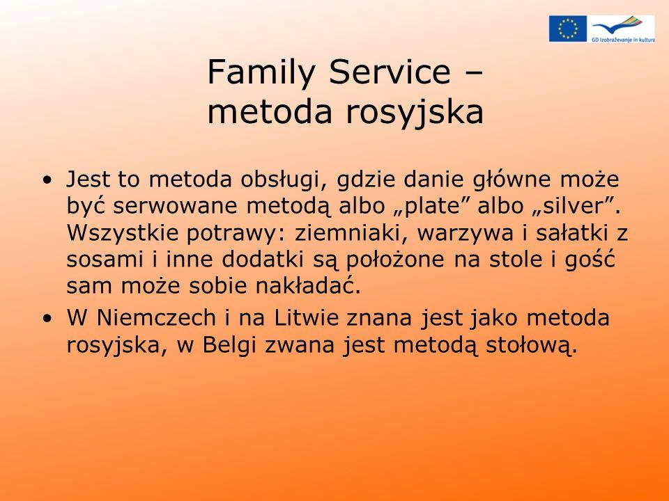 Family Service – metoda rosyjska