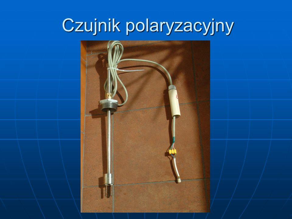 Czujnik polaryzacyjny