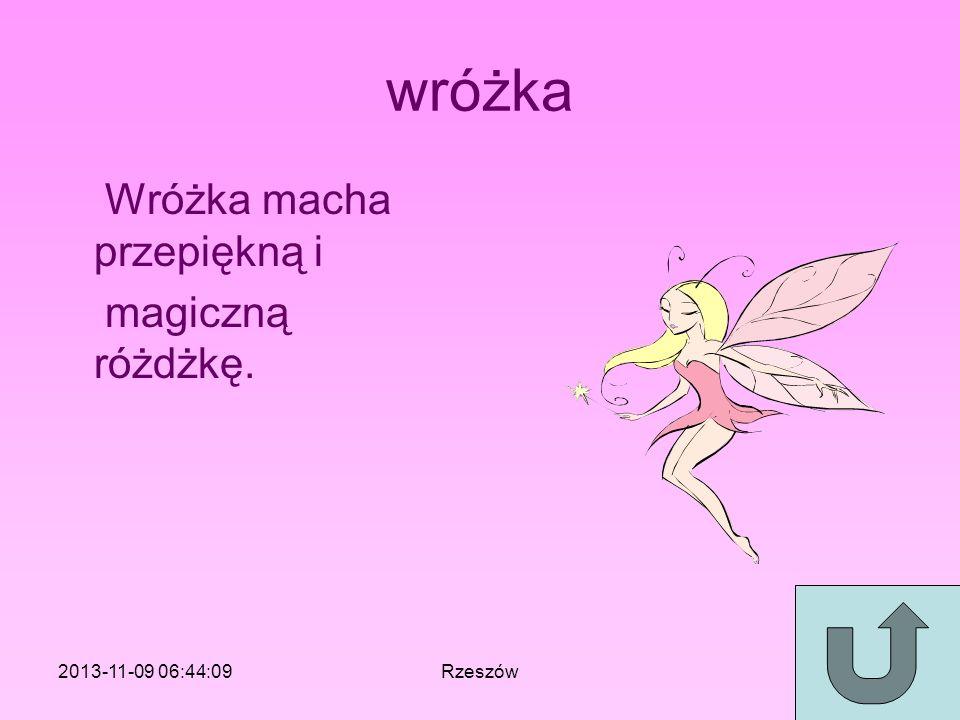 wróżka Wróżka macha przepiękną i magiczną różdżkę. 2017-03-24 02:21:09