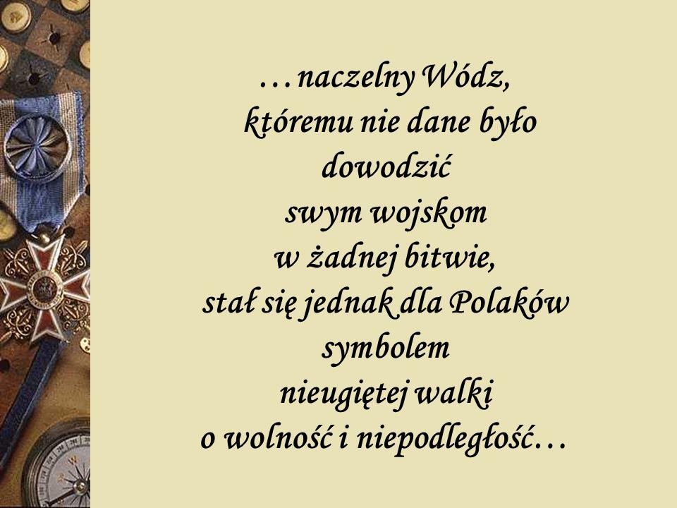 stał się jednak dla Polaków symbolem o wolność i niepodległość…