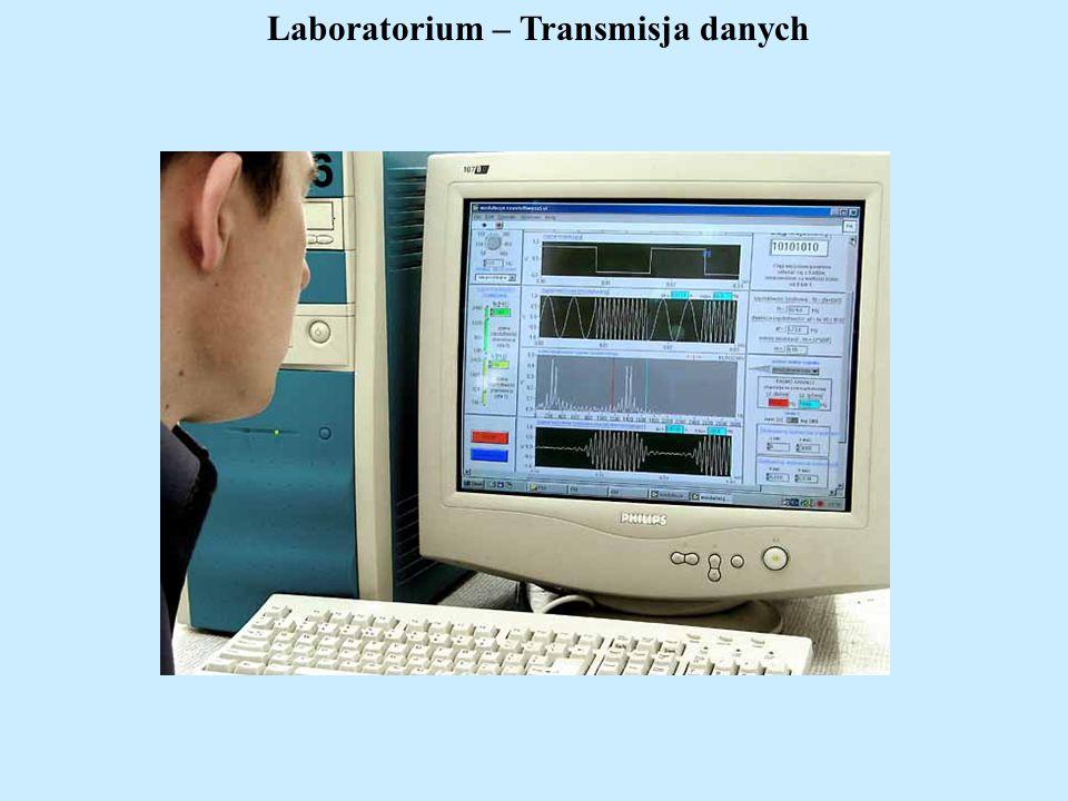 Laboratorium – Transmisja danych