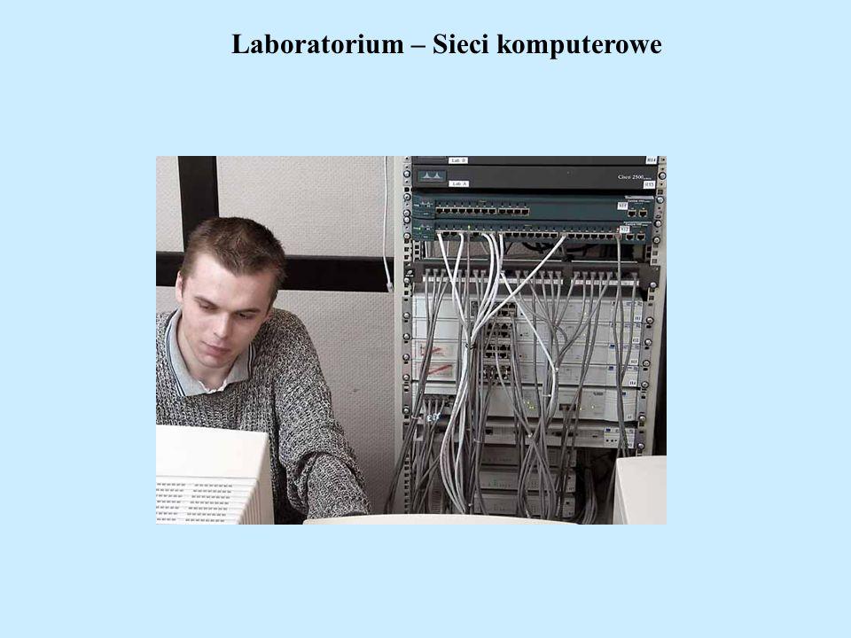 Laboratorium – Sieci komputerowe