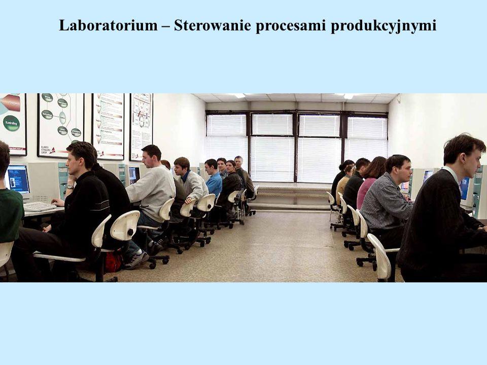 Laboratorium – Sterowanie procesami produkcyjnymi
