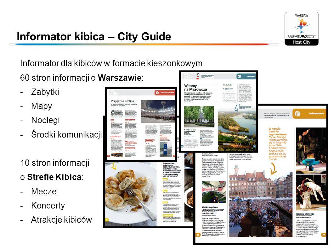 Informator kibica – City Guide