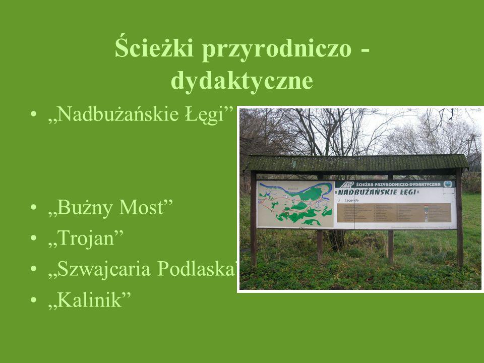 Ścieżki przyrodniczo - dydaktyczne