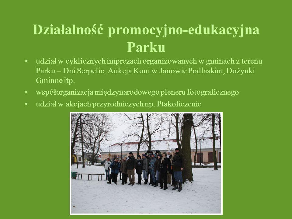 Działalność promocyjno-edukacyjna Parku