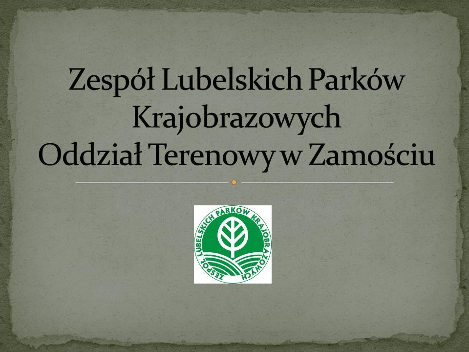 Zespół Lubelskich Parków Krajobrazowych Oddział Terenowy w Zamościu
