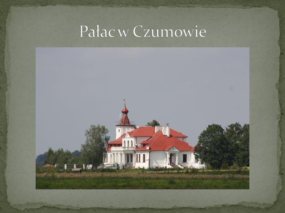 Pałac w Czumowie