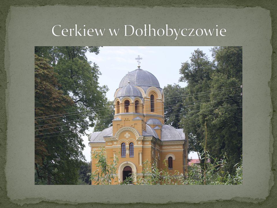 Cerkiew w Dołhobyczowie