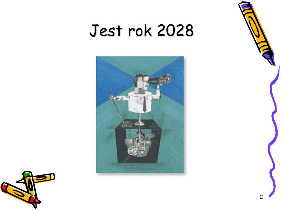 Jest rok 2028