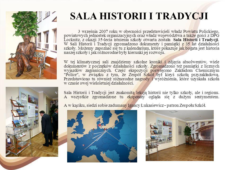 SALA HISTORII I TRADYCJI
