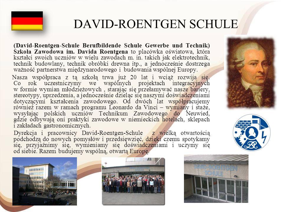 DAVID-ROENTGEN SCHULE