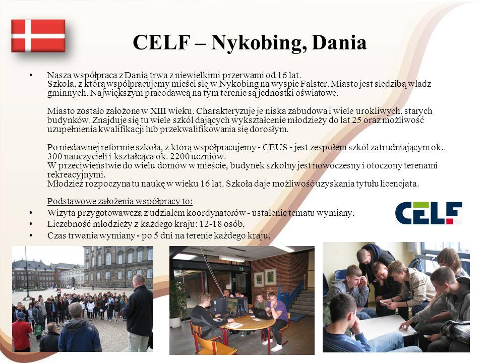 CELF – Nykobing, Dania