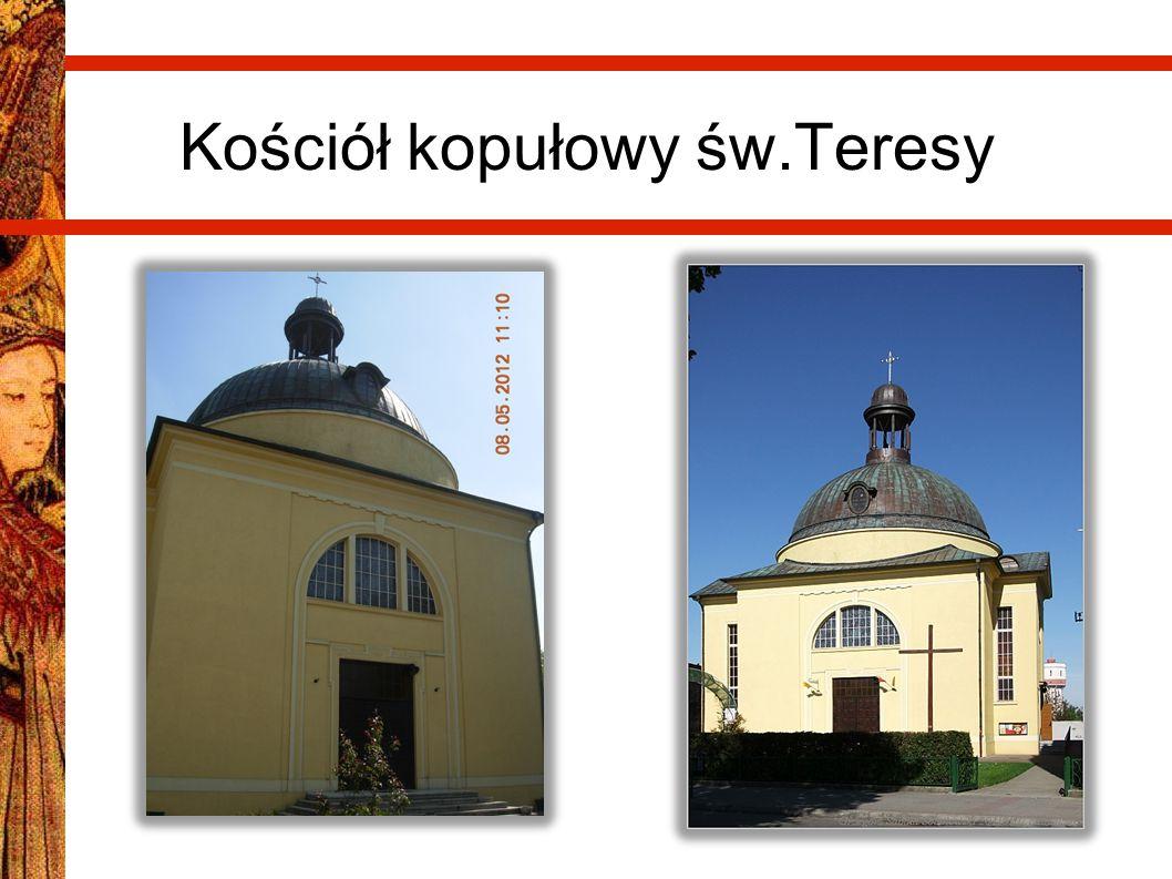 Kościół kopułowy św.Teresy