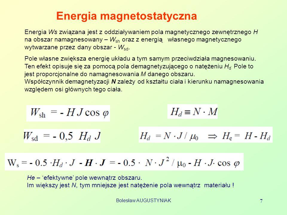 Energia magnetostatyczna