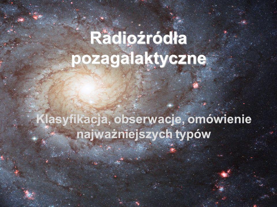 Radioźródła pozagalaktyczne