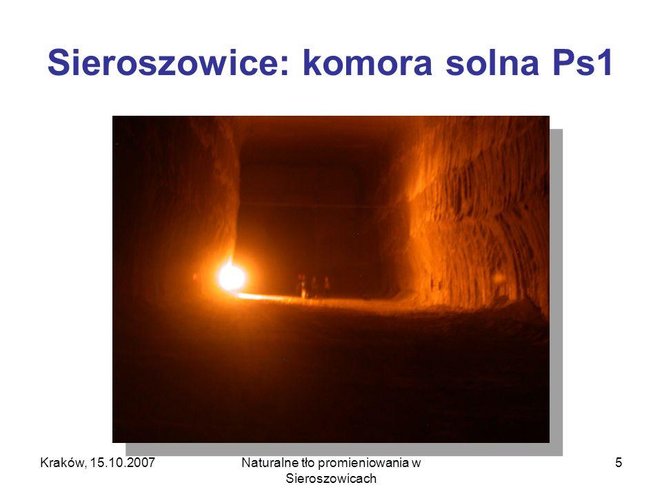 Sieroszowice: komora solna Ps1