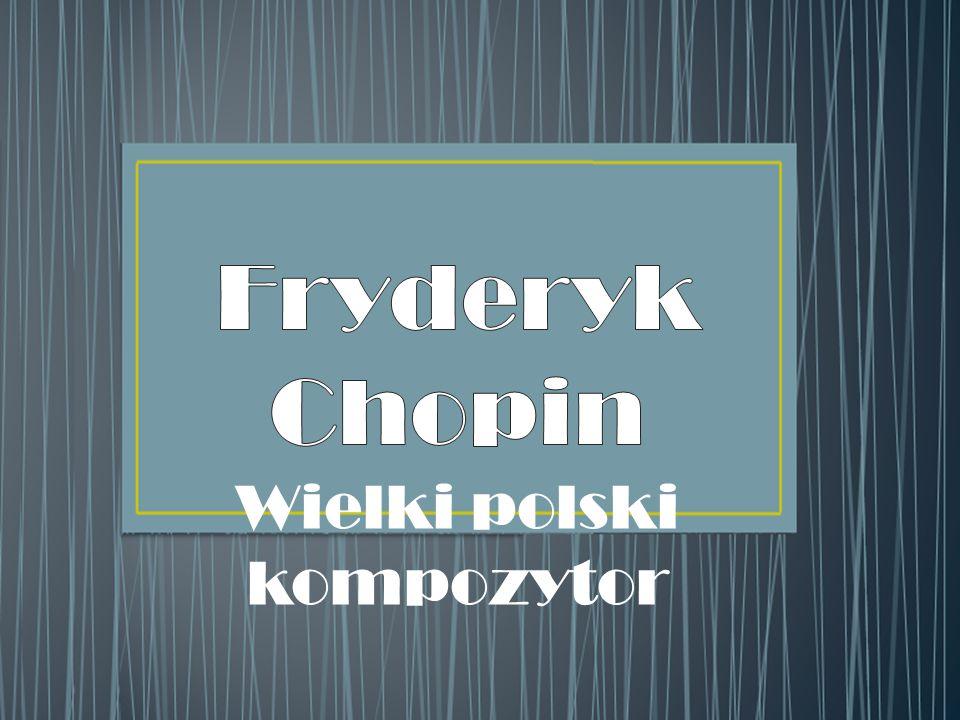 Wielki polski kompozytor