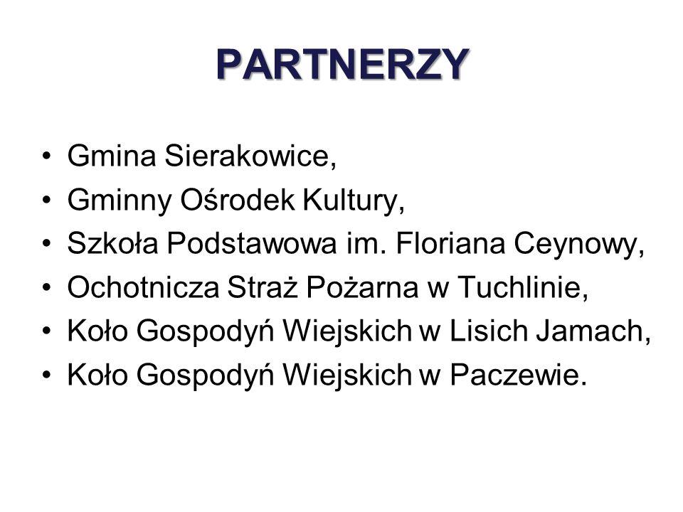 PARTNERZY Gmina Sierakowice, Gminny Ośrodek Kultury,