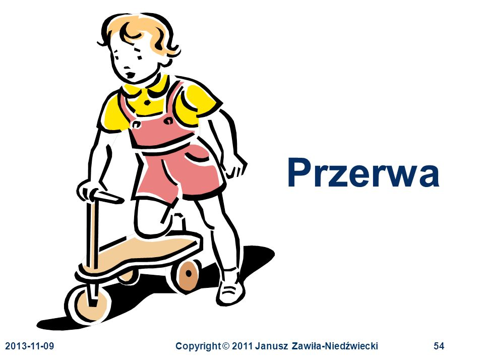 Przerwa 2017-03-24 Copyright © 2011 Janusz Zawiła-Niedźwiecki