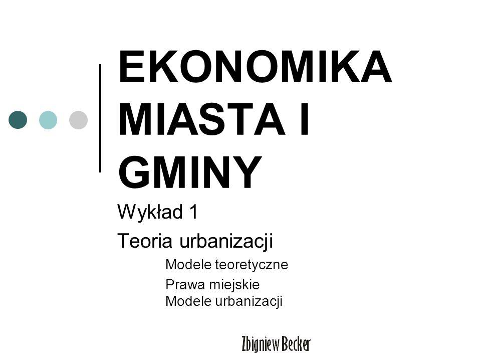 EKONOMIKA MIASTA I GMINY
