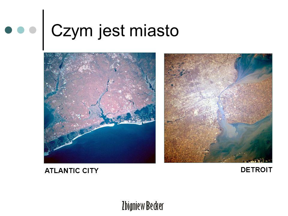 Czym jest miasto ATLANTIC CITY DETROIT