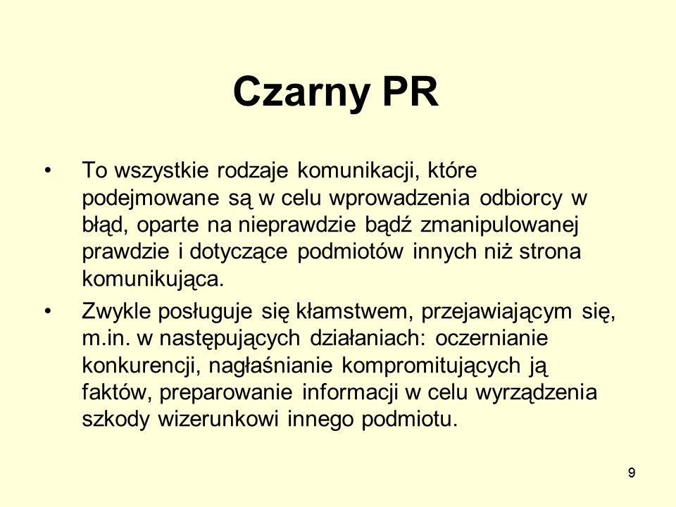 Czarny PR