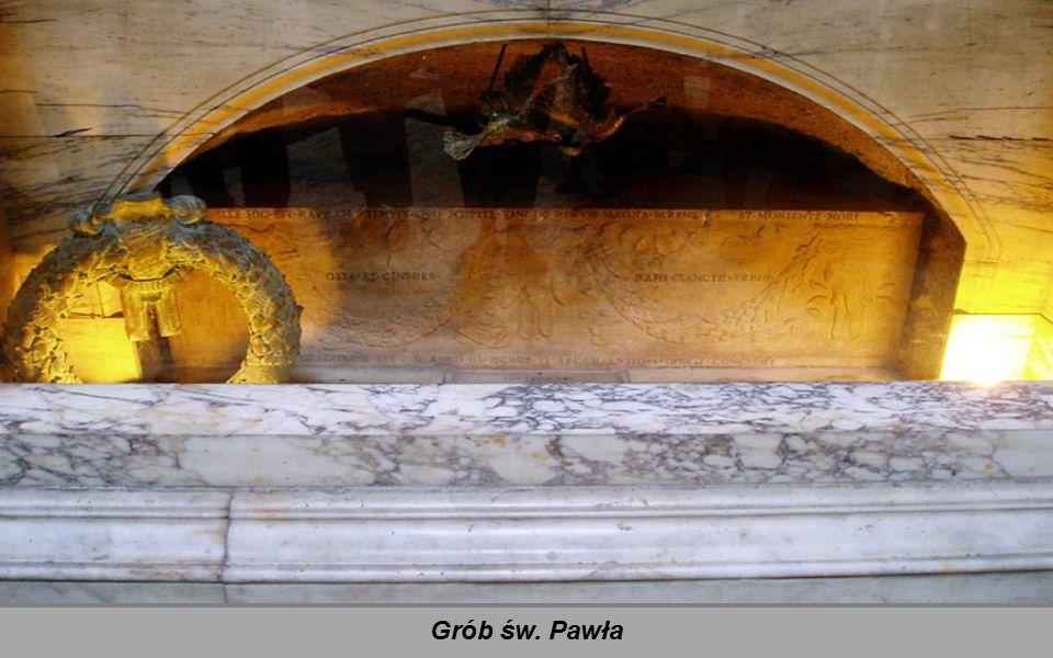 Grób św. Pawła