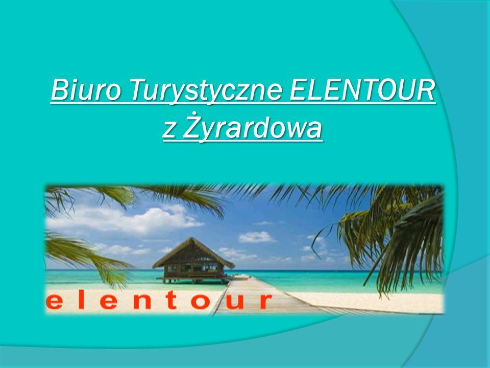 Biuro Turystyczne ELENTOUR z Żyrardowa