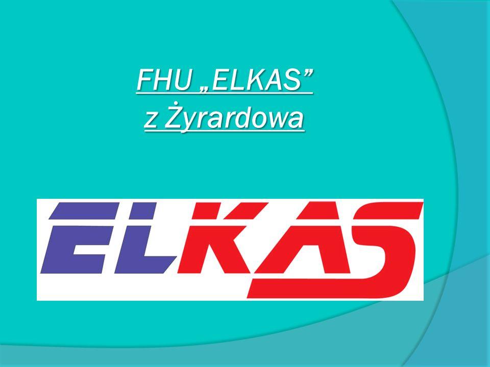 """FHU """"ELKAS z Żyrardowa"""