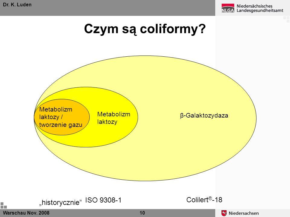 β-Galaktozydaza Colilert®-18