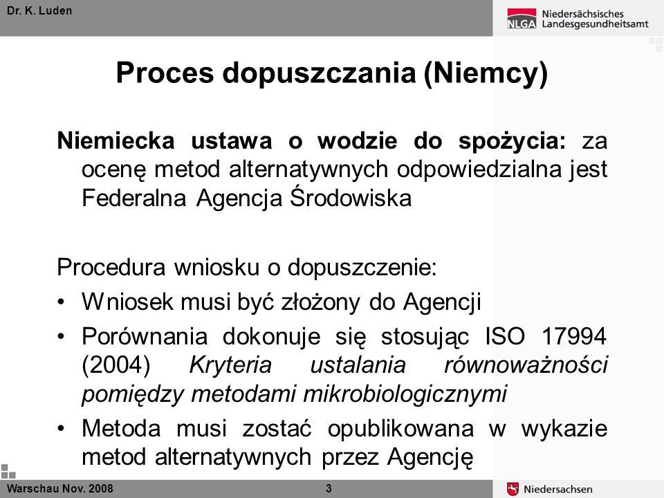 Proces dopuszczania (Niemcy)