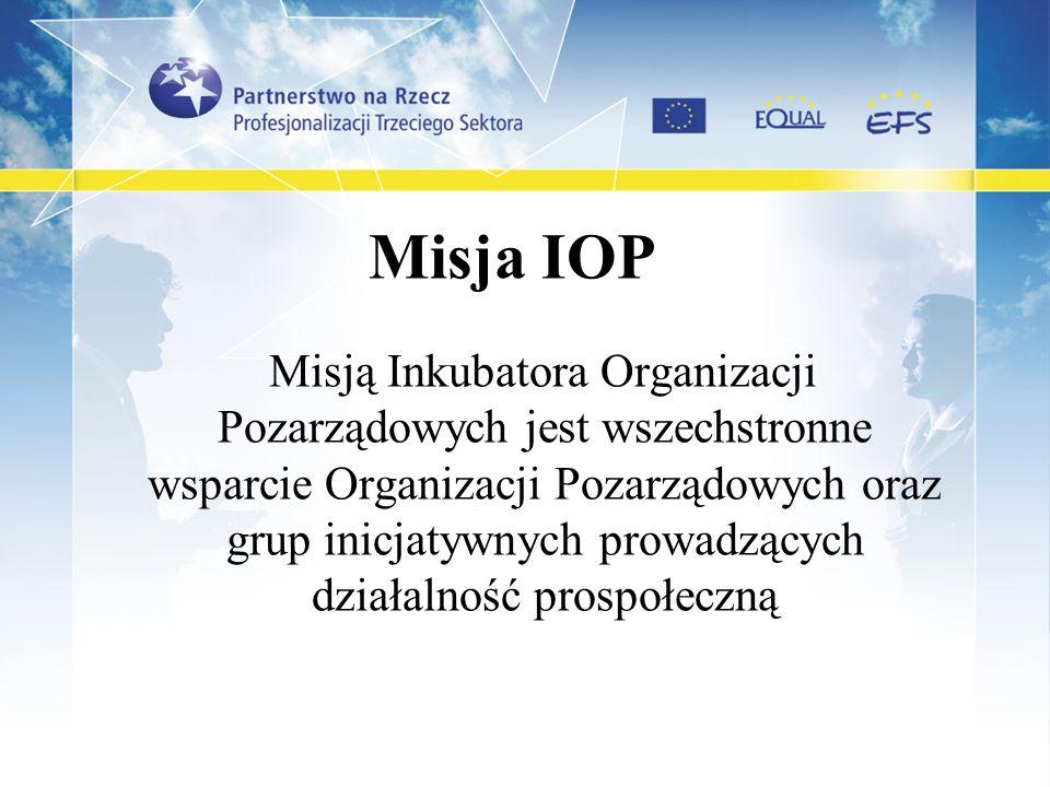 Misja IOP