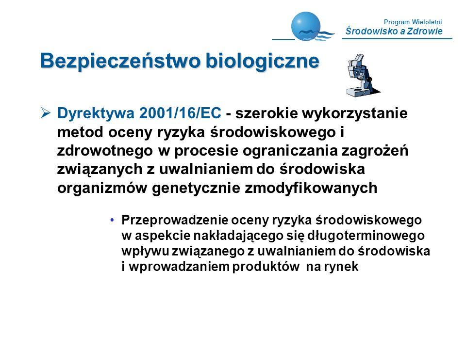 Bezpieczeństwo biologiczne